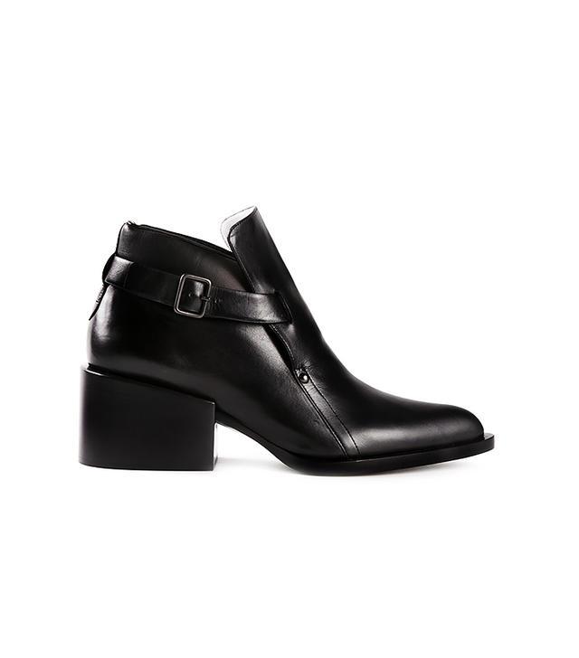 Jil Sander Buckle Boots