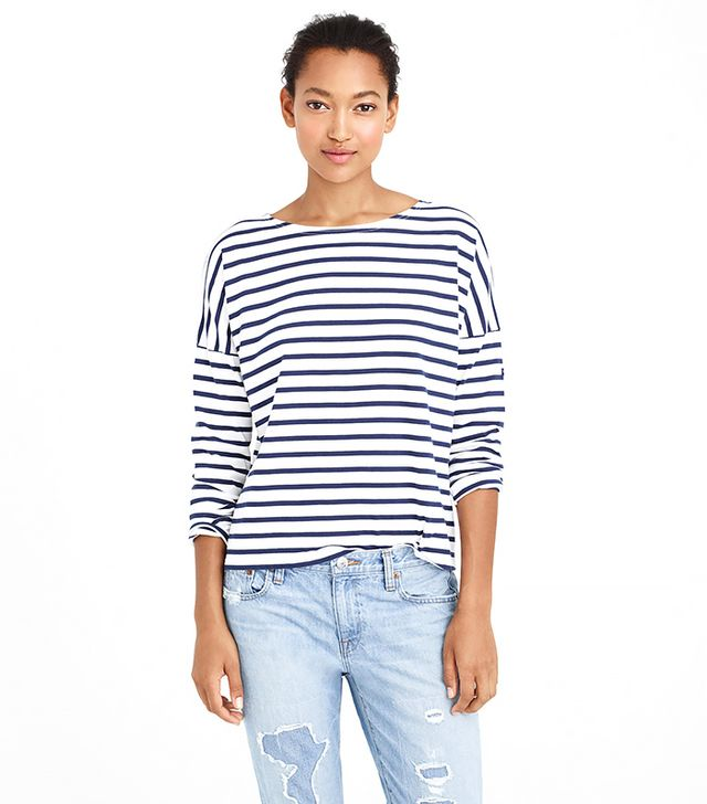 Saint James for J.Crew Slouchy Tee