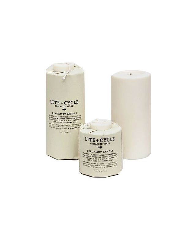 Lite + Cycle Bergamot Candle
