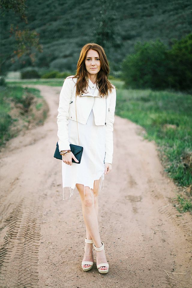 Outfit Idea: All White Everything