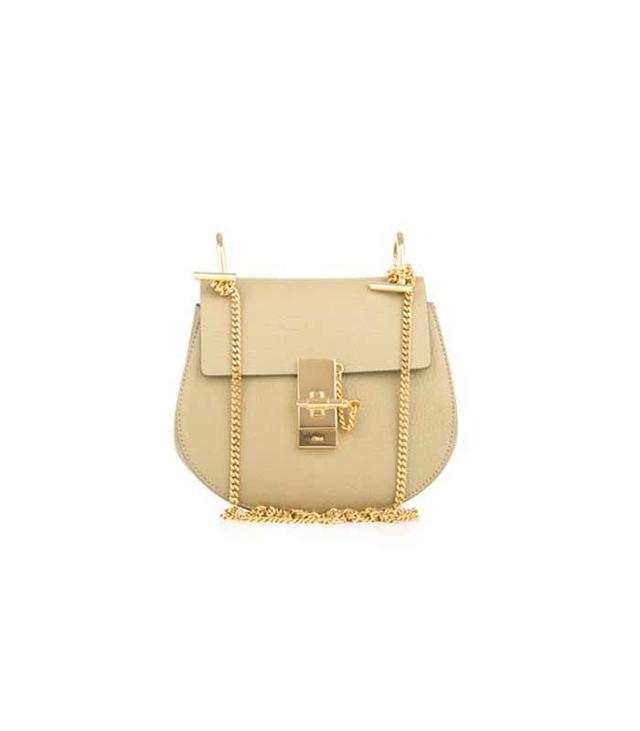 Chloé Small Leather Shoulder Bag