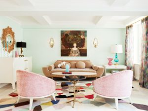 Shop the Room: A Sherbet Salon
