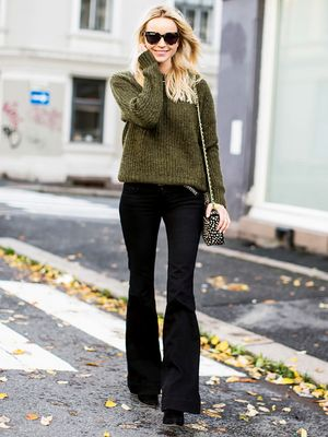 Tip of the Day: Update Your Retro Flare Pants