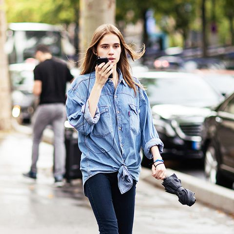 Street Style 2 Lace-Up Boots Look