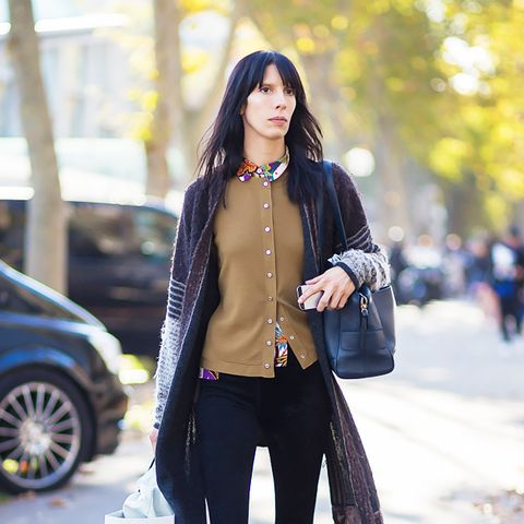 Jamie Bochart Lace-Up Boots Look