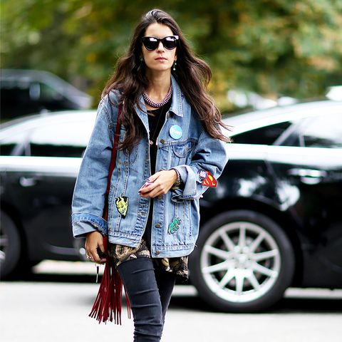 Milan Street Style Lace-Up Boots Look