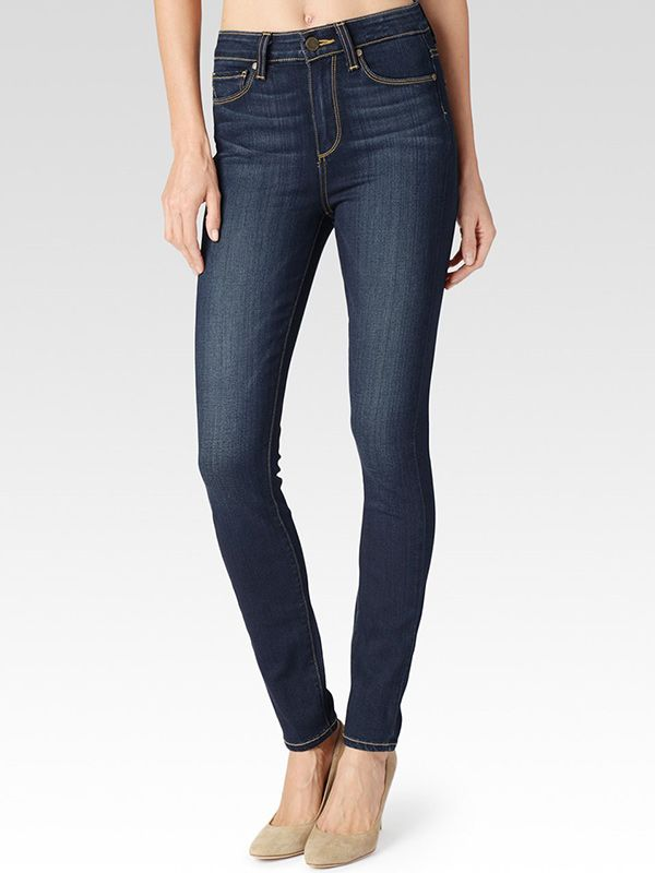 Paige Margot High Rise Jeans