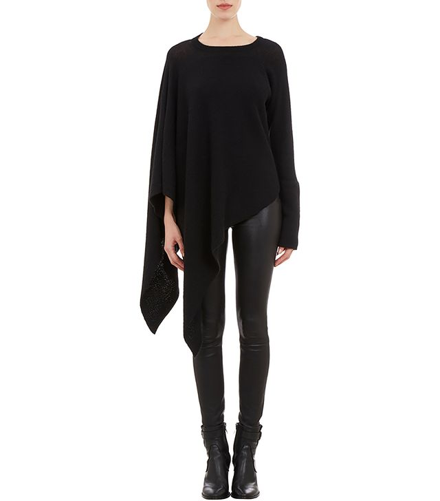 Helmut Lang Poncho Sweater