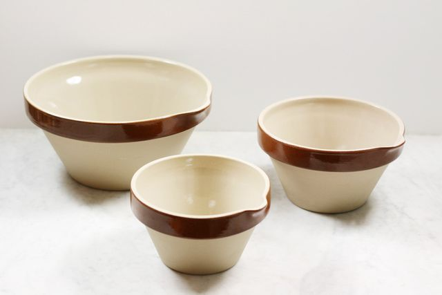 Earthware Bowls