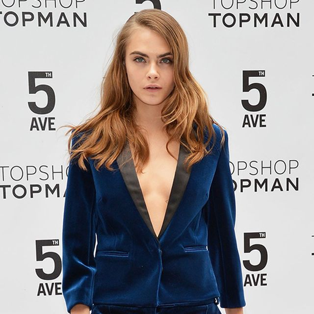 The Velvet Suit You'll Want to Wear to Every Party This Season
