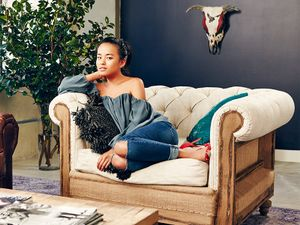 A Lust for Life: Inside Olivia Lopez's Fashionable Loft
