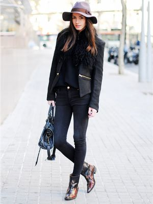 The 5 Boot Types That Look Best With Skinny Jeans