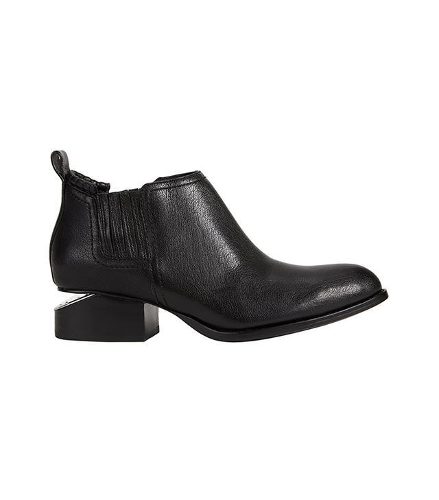Alexander Wang Kori Cutout-Heel Ankle Boot