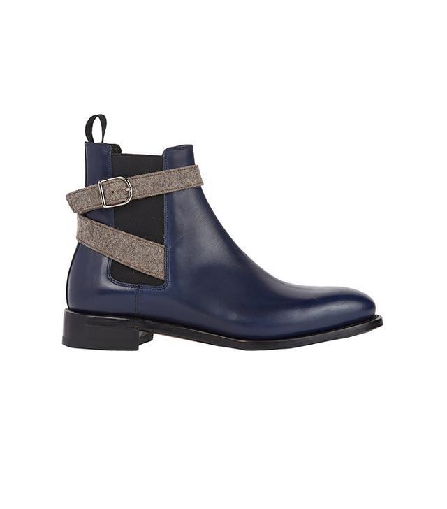 Balenciaga Panel Chelsea Boots