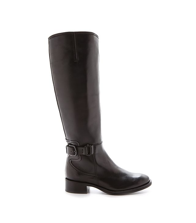 McQ by Alexander McQueen Bridle Riding Boots