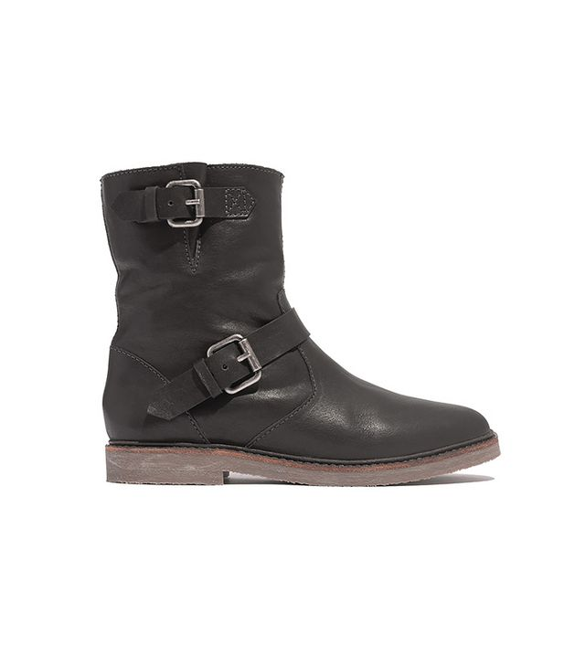 Madewell The Casey Shearling Boots