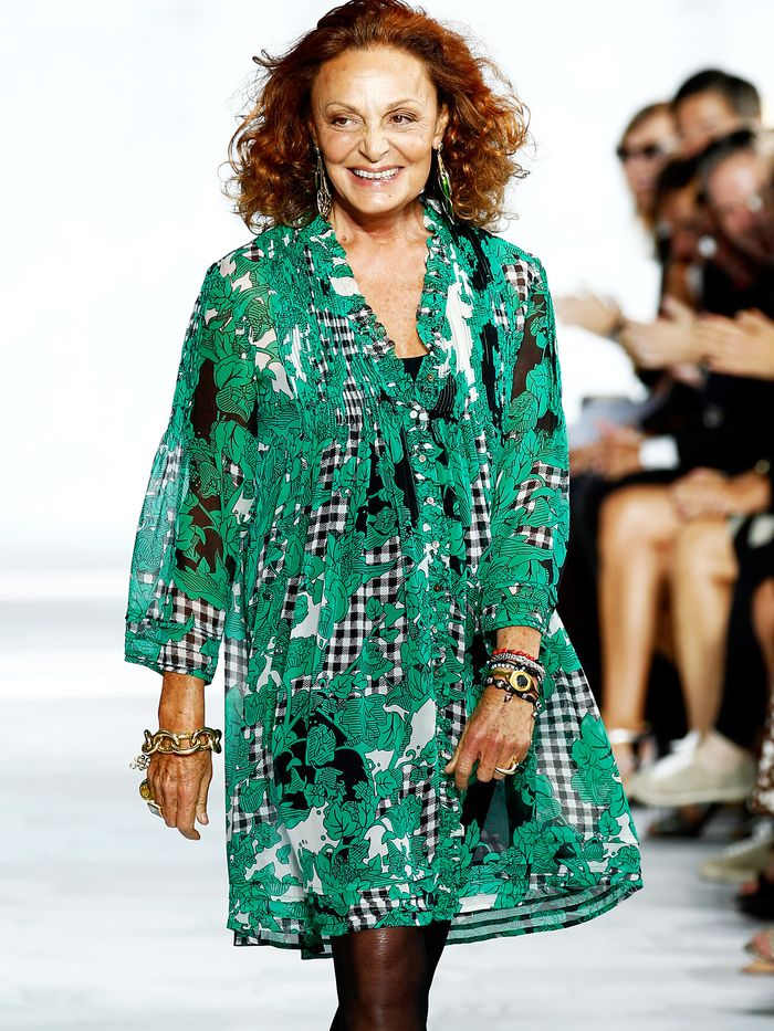 7 pieces of amazing career advice from diane von. Black Bedroom Furniture Sets. Home Design Ideas