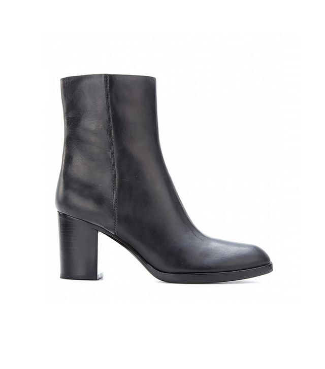 Alexander Wang Donna Leather Ankle Boots