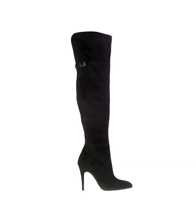 Kristin Cavallari Cassie Suede Thigh High Boot i