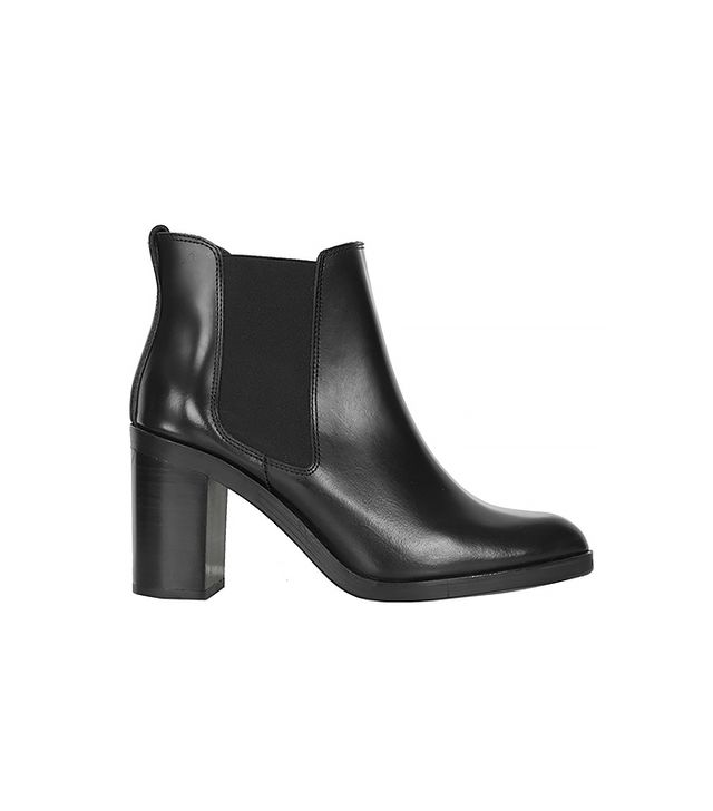 Topshop Missile Box Chelsea Boots