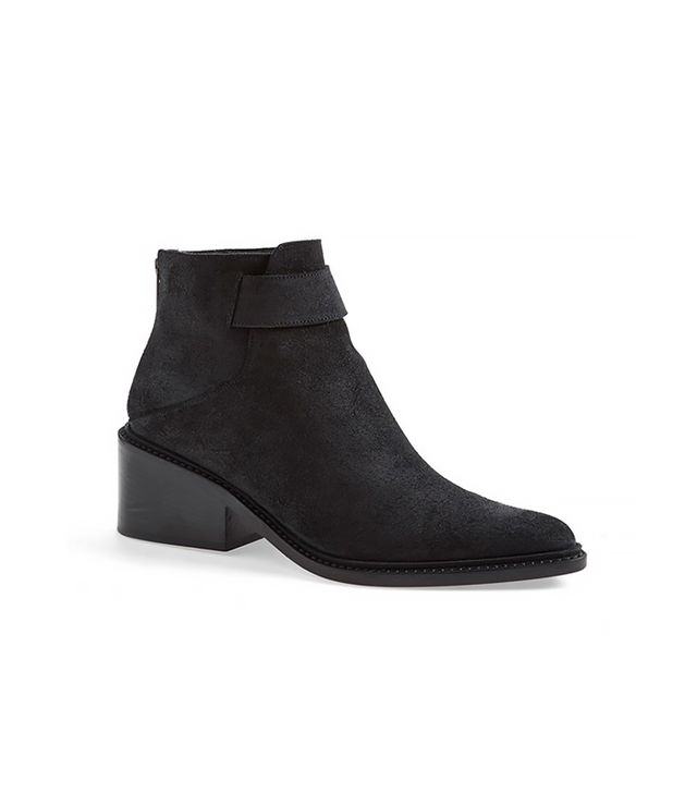 Helmut Lang Envelope Ankle Boot