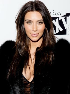 Kim Kardashian's Bleached Brows, Plus More Beauty News