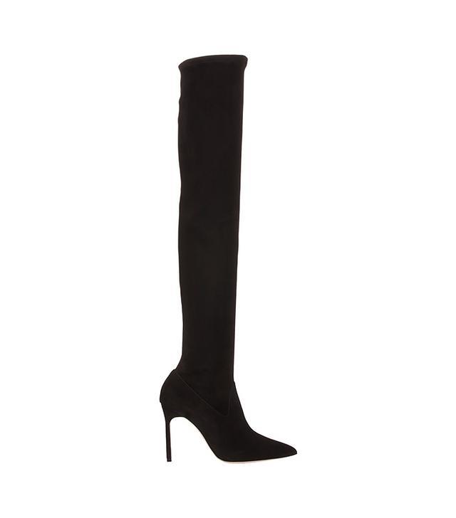 Manolo Blahnik Pascalarehi Over-the-Knee Boots
