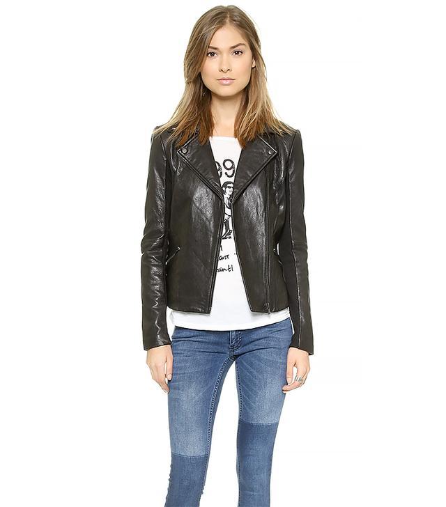 Veda Dallas Leather Jacket
