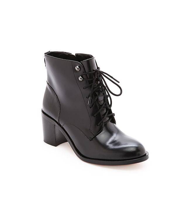 Sam Edelman Jardin Lace Up Booties