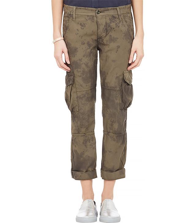 NSF Basquit Crop Cargo Trousers