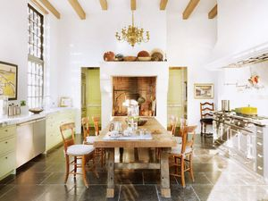 Shop the Room: A Grand French Kitchen