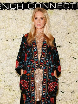 Poppy Delevingne's Party Look is More Affordable Than You Might Think