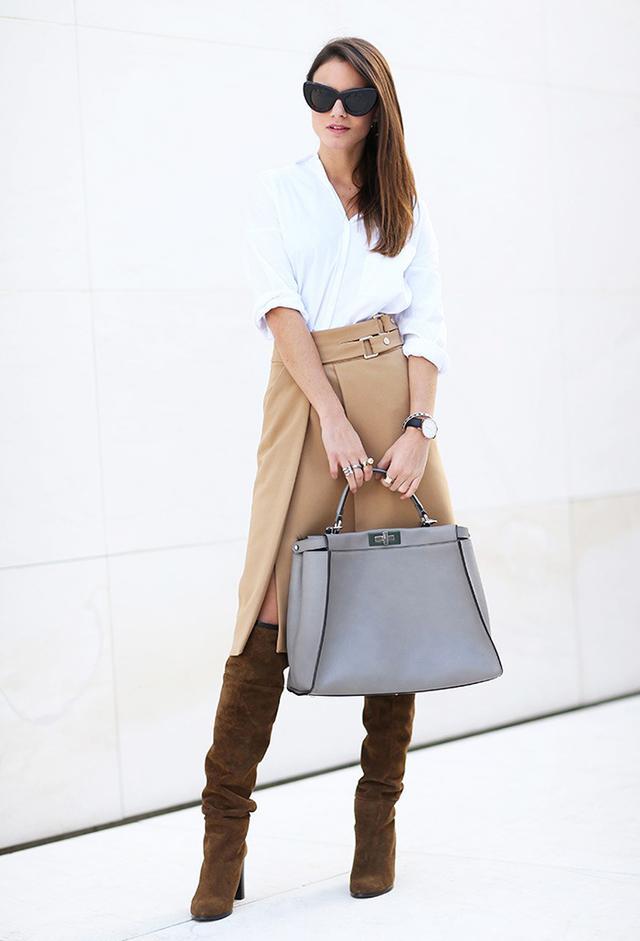 Zina Charkoplia of FashionVibe