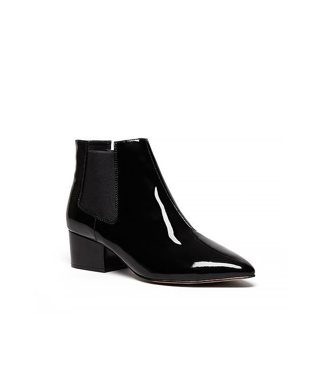 French Connection Ronan Pointed Toe Booties