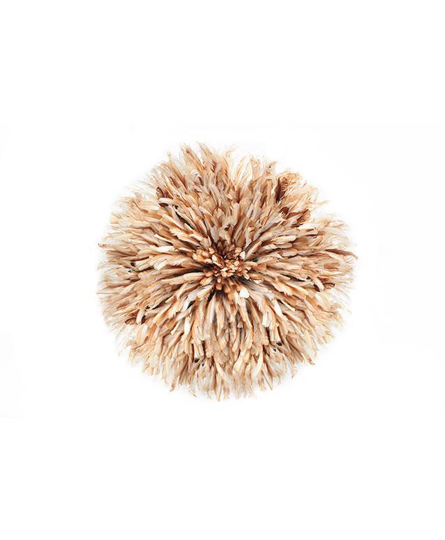 Nickey Kehoe African Feather Headdress