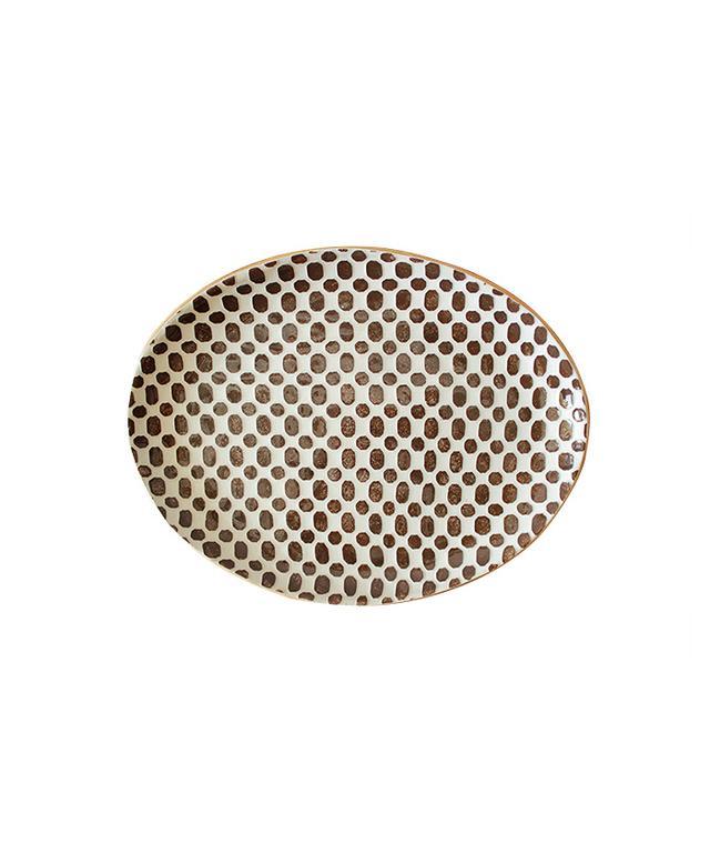Nickey Kehoe Terrafirma Oval Plate