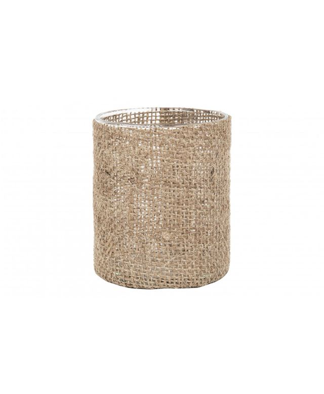 Jayson Home Burlap Vase