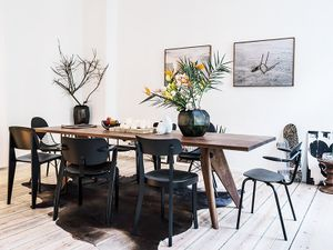Tour a Stylish German Apartment (You Can Rent!)