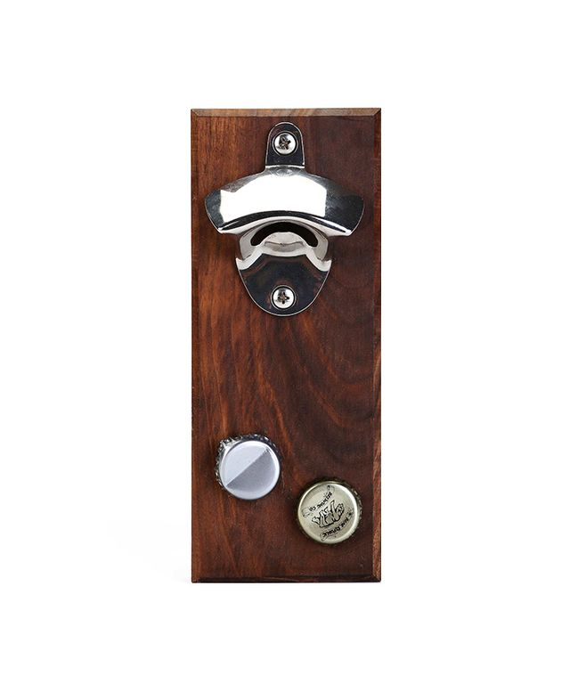 Urban Outfitters Wood Thumb Magnetic Bottle Opener