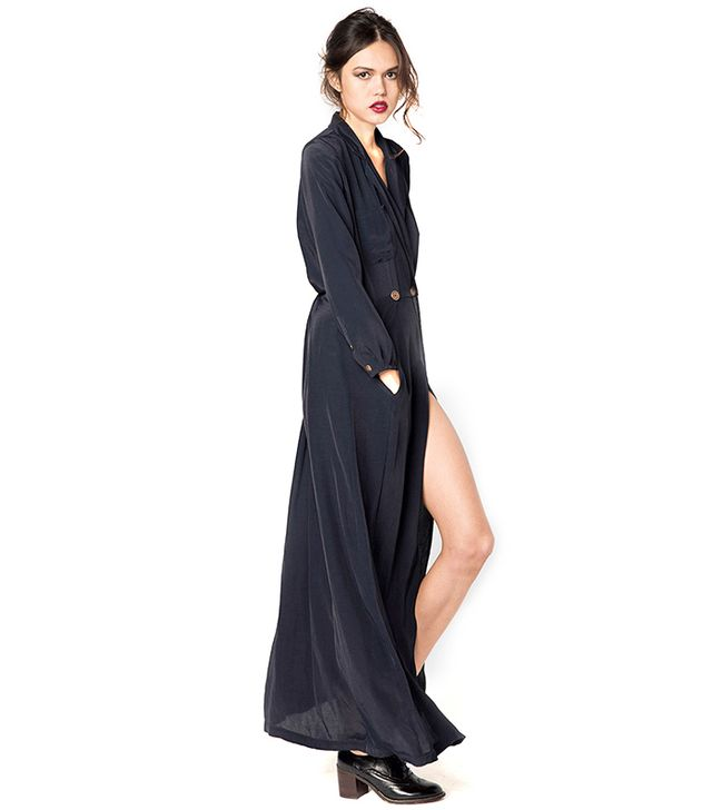 Stone Cold Fox Boston Gown in Black