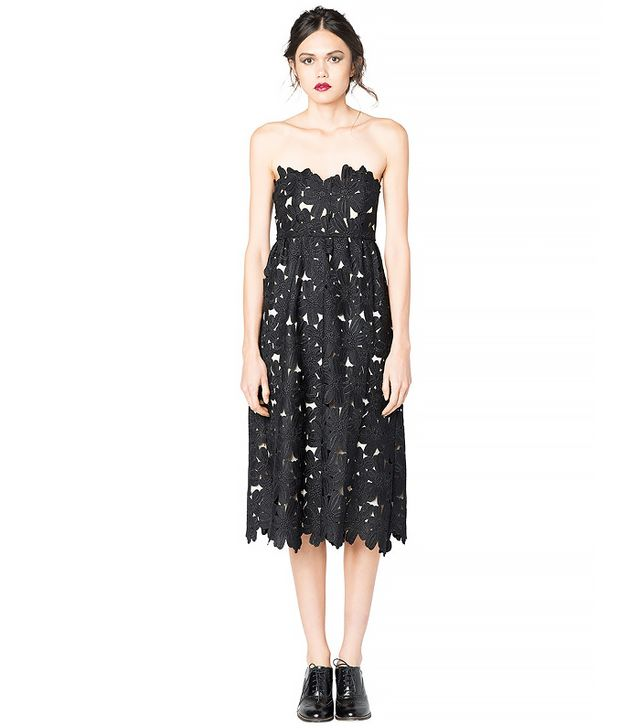 Stone Cold Fox Tennessee Dress in Black