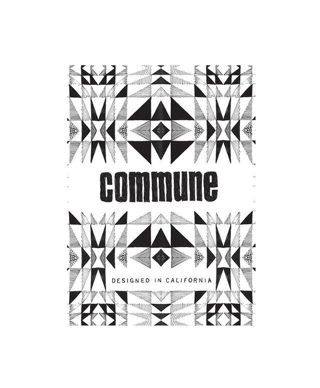 Roman Alonso, Steven Johanknecht, Pamela Shamshiri, Ramin Shamshiri Commune: Designed in California