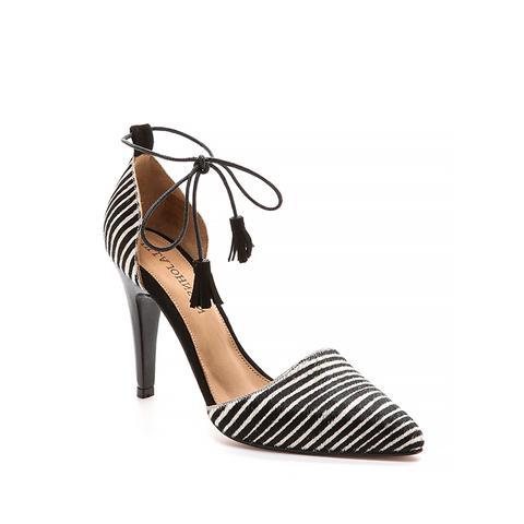 Kiki Haircalf d'Orsay Heels