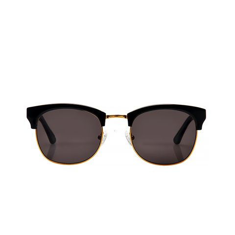 LGD Black and Brushed Sunglasses