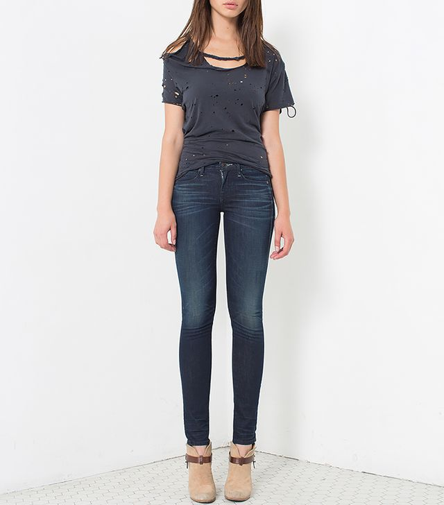 Talley Myles Mid-Rise Skinny Jeans