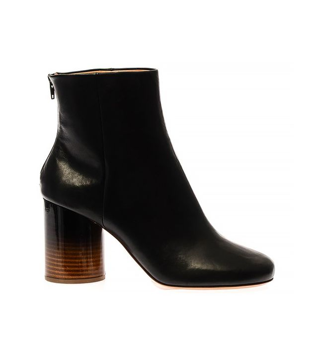 Maison Martin Margiela Tabi Leather Ankle Boot