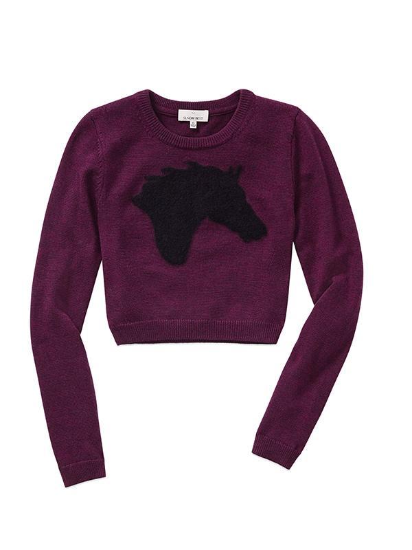 Sunday Best Steel Horse Sweater