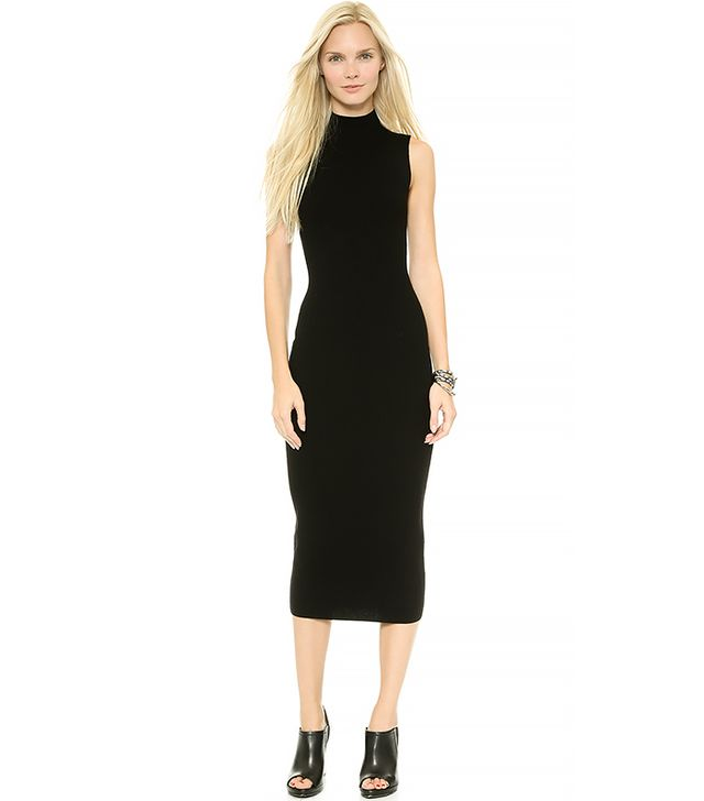 Theory Evian Stretch Ulana Dress