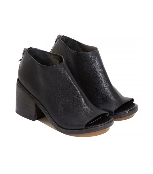 Marsell Zuccola Open-Toe Bootie