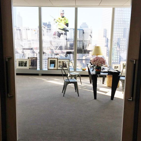 Here's What the Inside of Anna Wintour's New Office Looks Like